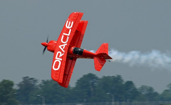 Oracle attributes cloud sales for revenue increase as software licence sales continue to decline