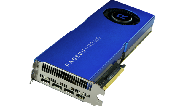 AMD launches Polaris-powered Radeon Pro Duo graphics card, packing twin GPUs and 32GB of GDDR5 RAM