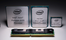 Intel unveils new range of processors and data centre technologies