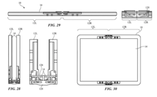 Apple granted a patent for folding device with novel hinge mechanism