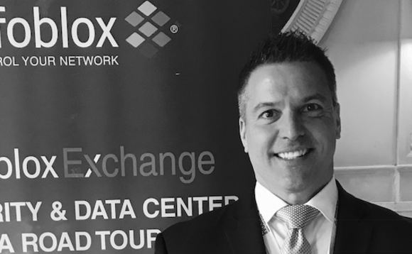 Rob Bolton is technology director and general manager for Western Europe at Infoblox