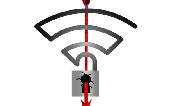 Wireless encryption showing signs of KRACKing?