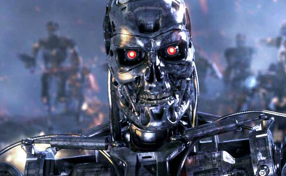In the future, the Terminator robot may just beat you at Free Texas Holdem rather than kill you