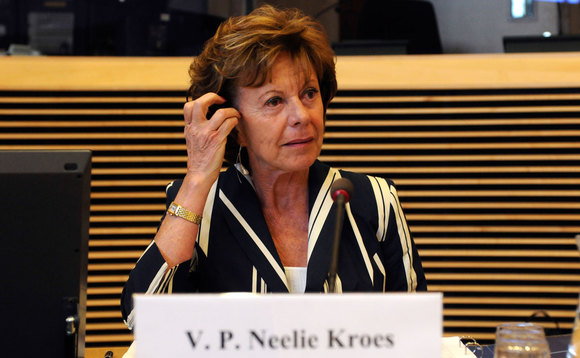 Neelie Kroes' €2.5bn EU big data push - but what will it really do?