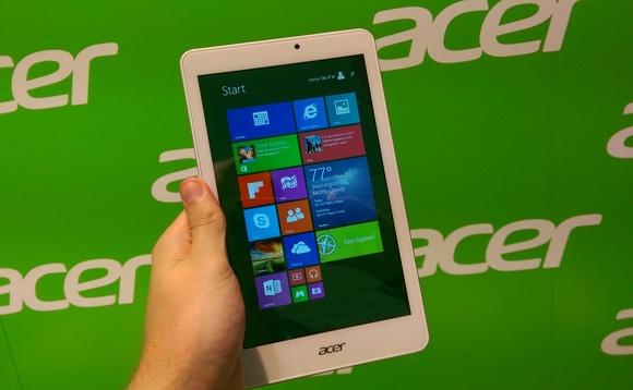 Acer Iconia Tab 8W hands-on review