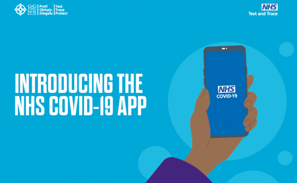 NHS COVID-19 app launched in England and Wales