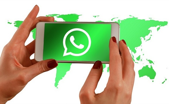 WhatsApp is currently used by approximately 1.5 billion people worldwide. Image via Pixabay