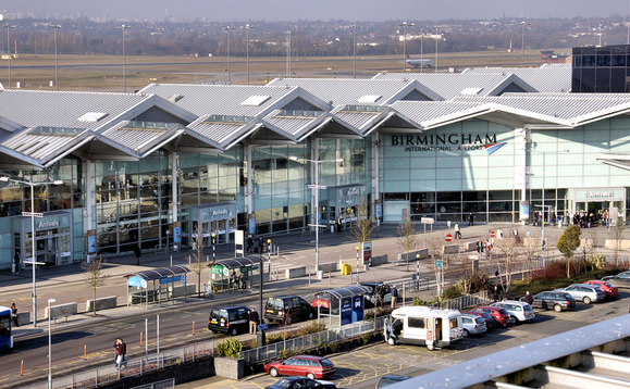 Birmingham Airport never wants to buy another server following virtualisation project