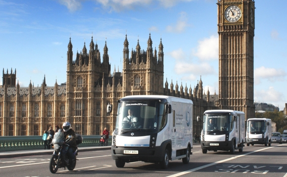 London Westminster City Council introduces smart parking system