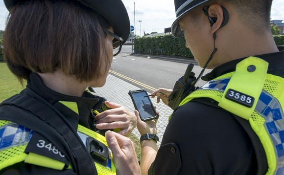 West Yorkshire Police to equip 7,000 officers with Samsung Galaxy Note 3 smartphones