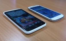 HTC One X vs Samsung Galaxy S3 head to head review