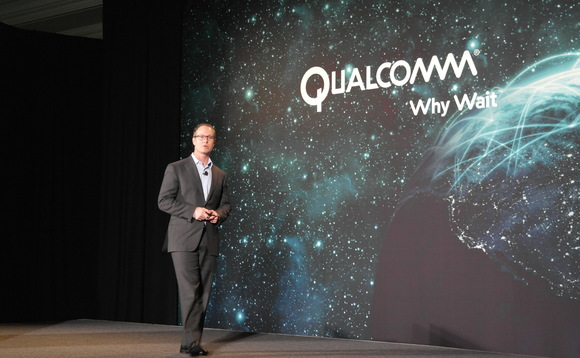 Cristiano Amon joined Qualcomm in 1995 as an engineer