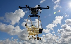 Tesco trials drone delivery service