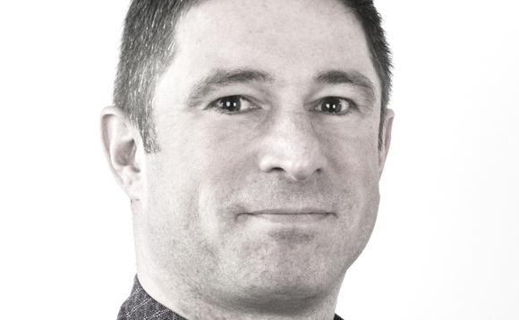 Mark Robinson, CEO of deltaDNA