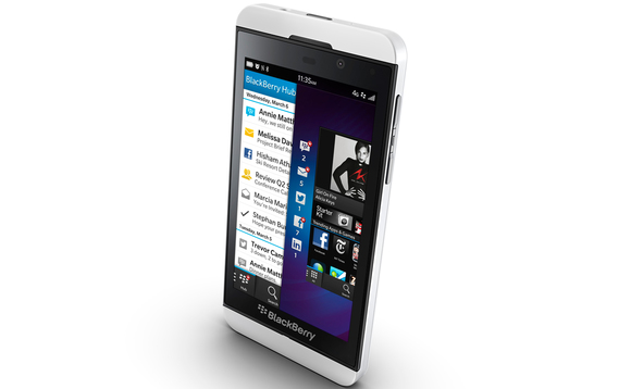 Blackberry receive order for one million Z10s in 'tremendous vote of confidence in BB10'