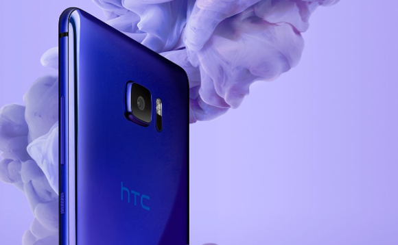 HTC U Ultra Android smartphone