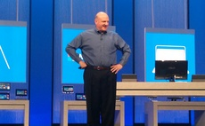 "Microsoft Build 2013: Future of devices lies in an ""outpouring"" of post-Surface 'two in one' touch notebooks, says Ballmer"