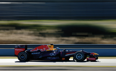 High-speed data analysis keeps Red Bull in pole position