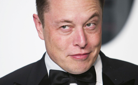 Elon Musk will 'eat his hat' if a competitor's rocket flies before 2023