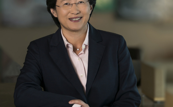 Lisa Su joined AMD in 2012 as general manager and became CEO in October 2014