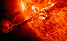 Scientists solve mystery of how magnetic waves help the sun maintain its 15 million degree temperature
