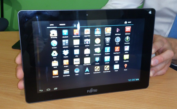 Fujitsu unveils Stylistic M532 Android 4.0 business tablet