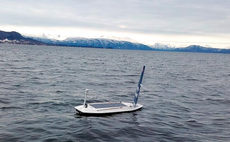Robot boat makes history with Atlantic crossing