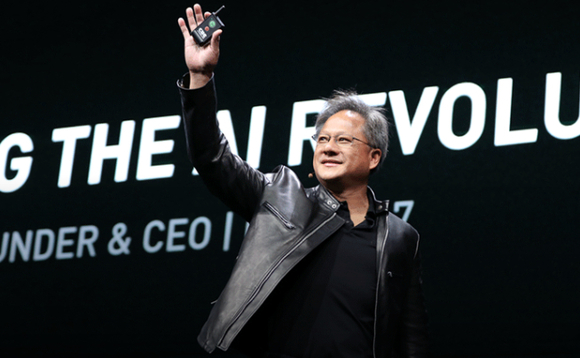 Nvidia CEO Jensen Huang: Humanity will use AI positively if access to artificial intelligence is 'democratised'