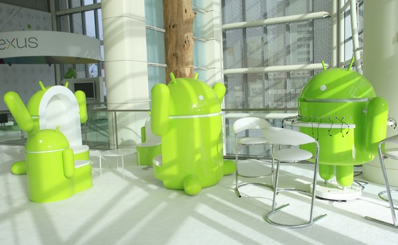 Google to charge a licensing fee for Android apps in Europe