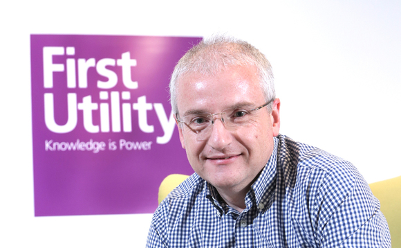 Bill Wilkins of First Utility