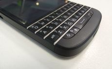 BlackBerry Q10 sells out on debut weekend