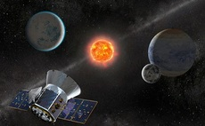NASA's TESS probe discovers an exoplanet about three times the size of the Earth